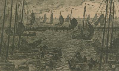 Théo Van Rysselberghe Volendam