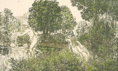 Ker-Xavier Roussel Women Bathing (Baigneuses)