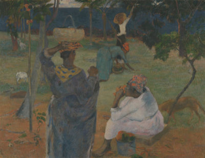 Paul Gauguin The Mango Trees