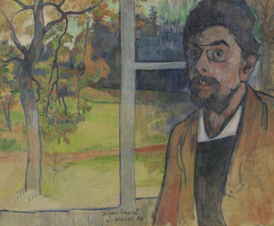 Paul Gauguin Self-Portrait