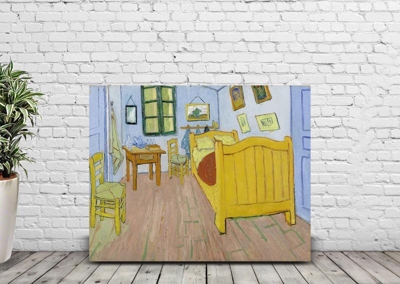 Van Gogh Museum De slaapkamer